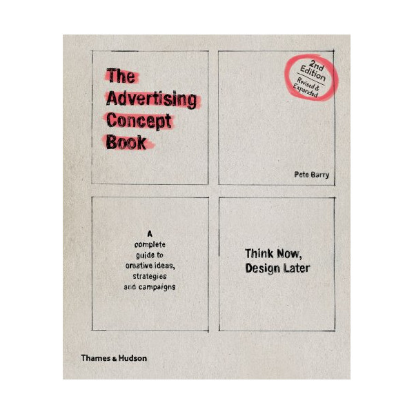 Advertising Concept Book (Second Edition)