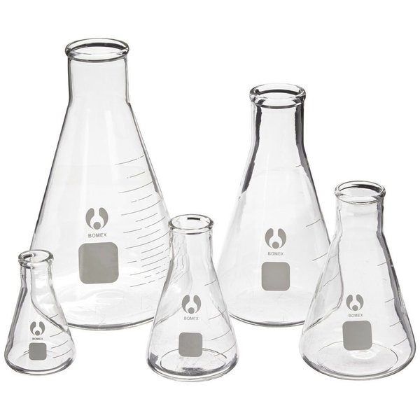 Erlenmeyer Flask Set