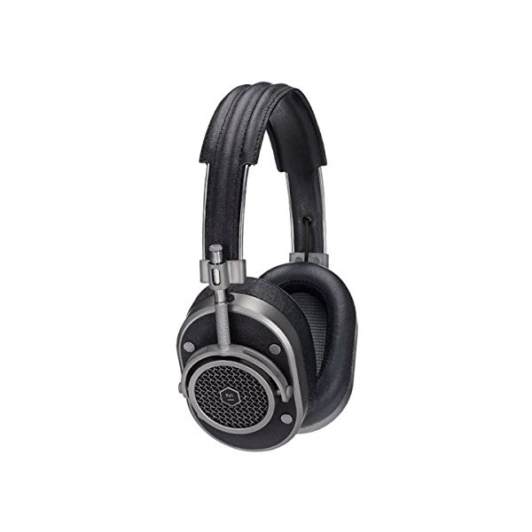 Master & Dynamic MH40 Over Ear Headphone - Gunmetal