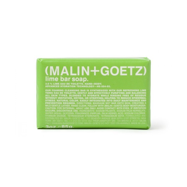 (Malin + Goetz) Bar Soap - Lime