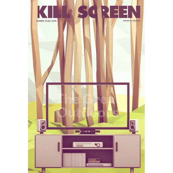 Kill Screen #7: The Great Outdoors Issue