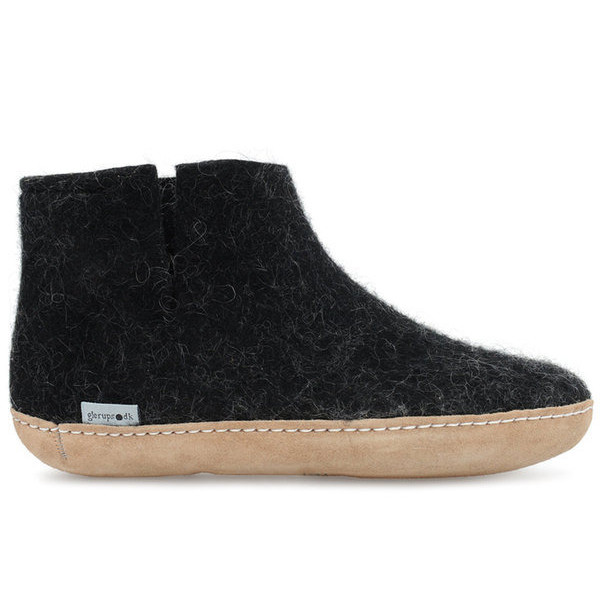 Glerups Unisex 100% Wool Slipper