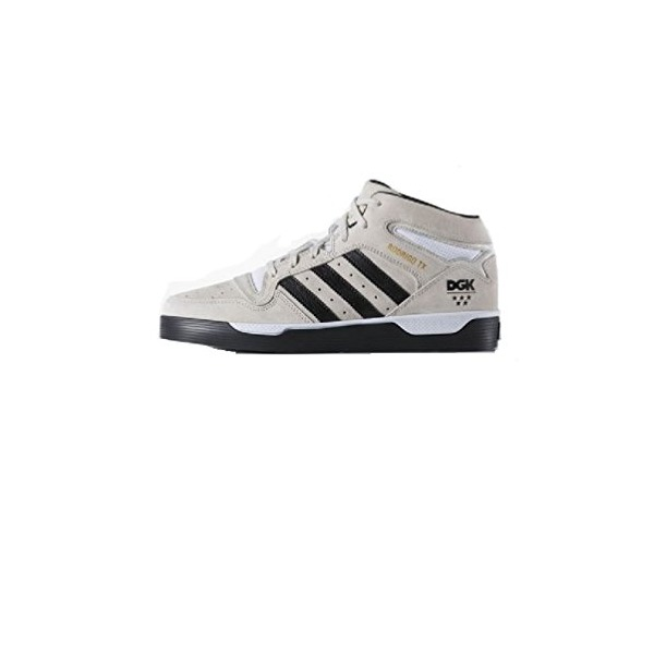 Adidas Men's Locator Mid Missto/Cblack/Ftwwht Skate Shoe 10.5 Men US