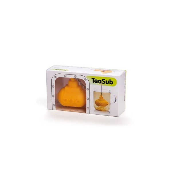 Tea Sub - Yellow Submarine Tea Infuser