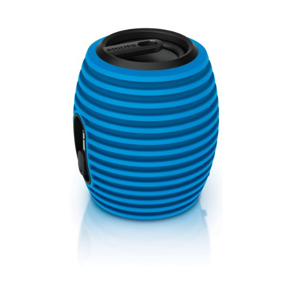 Philips SBA3010/37 SoundShooter Portable Speaker (Blue)