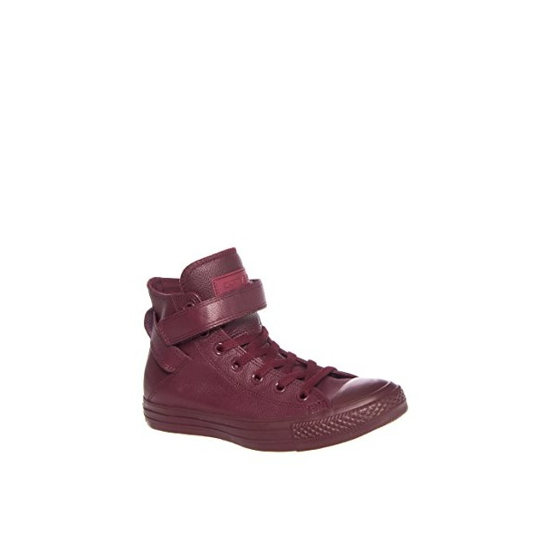 Converse Womens Chuck Taylor All Star Brea Deep Bordeaux Sneaker - 10