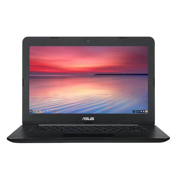 ASUS Chromebook 13-Inch HD with Gigabit WiFi, 16GB Storage & 2GB RAM (Black)