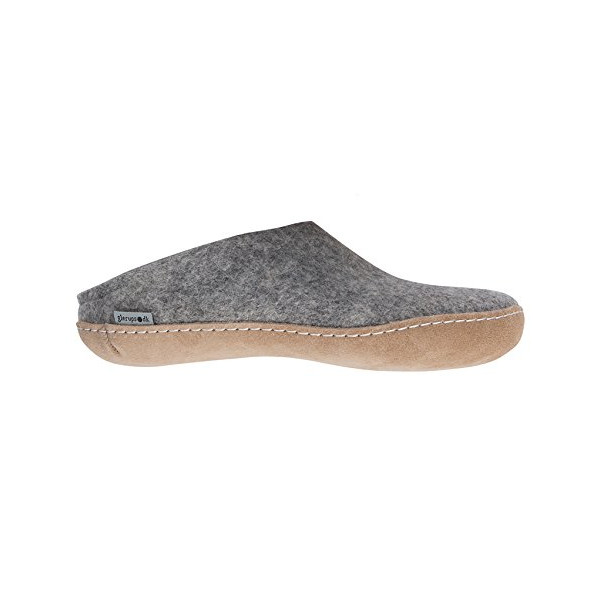 Glerups Slipper - Grey 35
