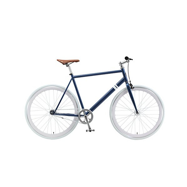Sole Bicycles The Whaler Bicycle, 52cm/Medium, Blue/White
