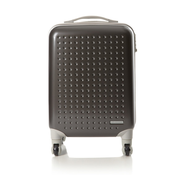 Hideo Wakamatsu Jelly Bean Carry-On Charcoal