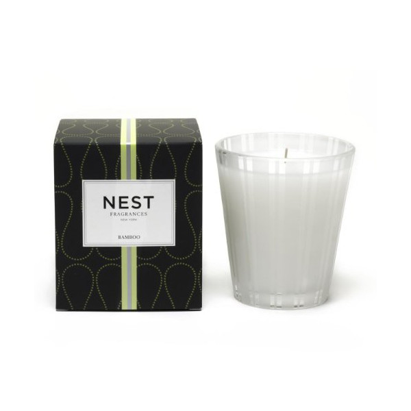 NEST Fragrances NEST01-BM Bamboo Scented Classic Candle