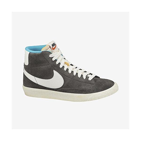 Nike Blazer Mid Suede Vintage Women Shoes Ash/Cactus/Sail 518171-204 (SIZE: 7.5)
