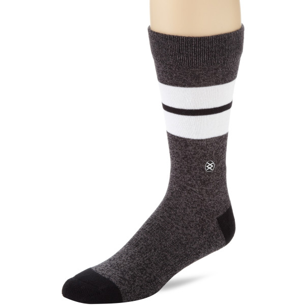 Stance Men's Sequoia Socks, Black