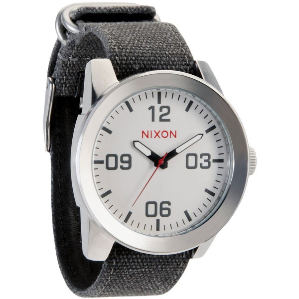 Nixon Corporal (White) Watch