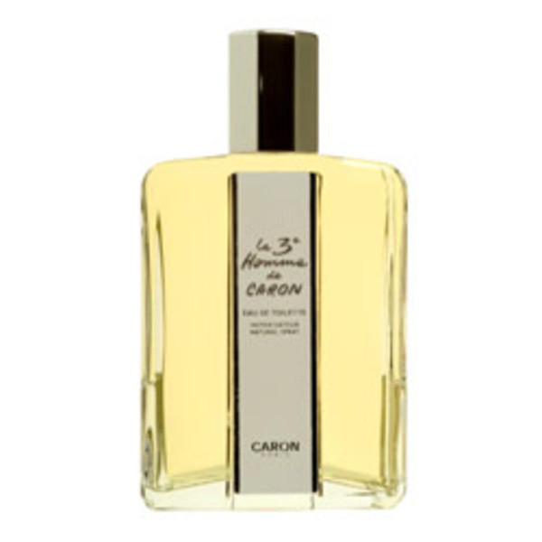 The Third Man Le 3eme Homme De Caron By Caron For Men. Eau De Toilette Spray 4.2-Ounce Bottle
