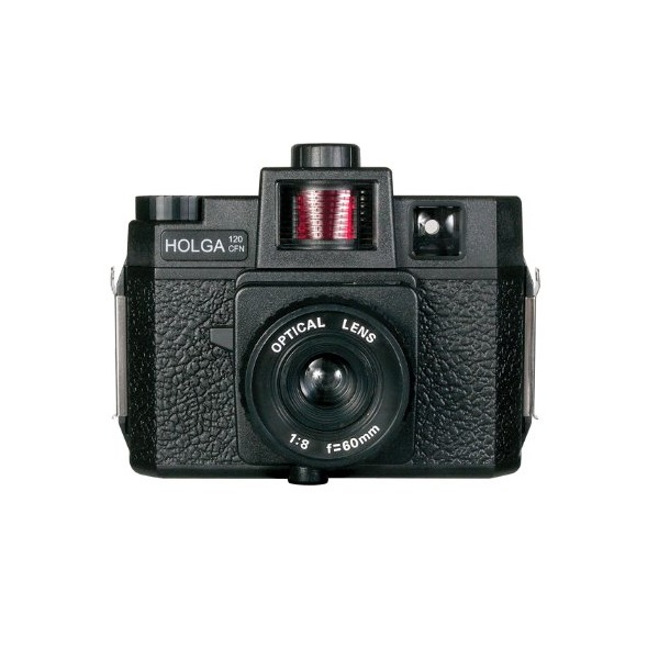 Holga 120 Color Flash Camera