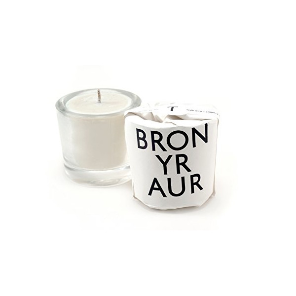 Tatine - Bron Yr Aur Scented Candle (Non-GMO Soy + Vegetable Wax Blend)