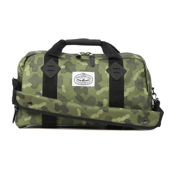 Poler Mini Duffle Bag, Camo