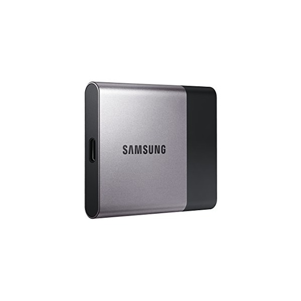 Samsung T3 Portable 1 TB USB 3.0 External SSD (MU-PT1T0B/AM)