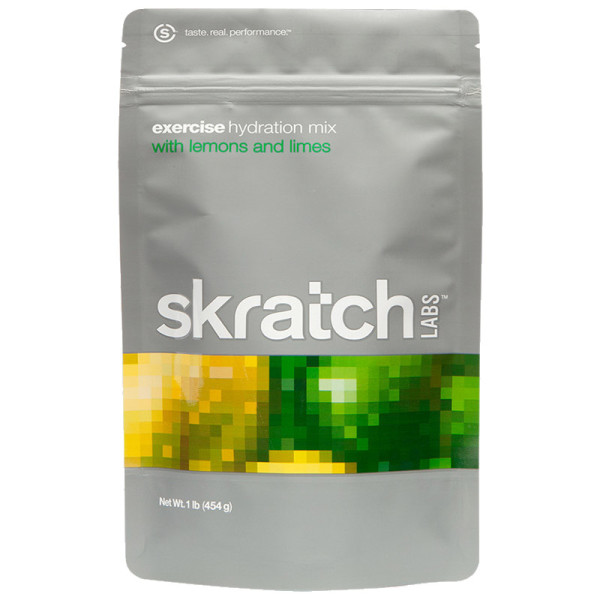 Skratch Labs Exercise Hydration Mix, Lemons & Limes