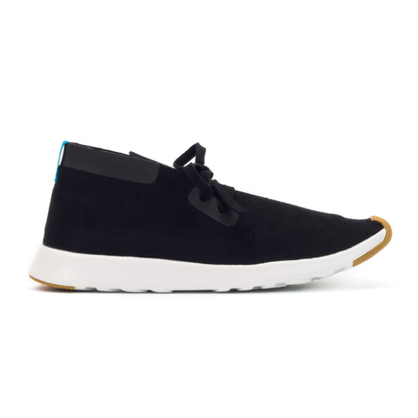 Native Apollo Chukka Jiffy Black/Shell White