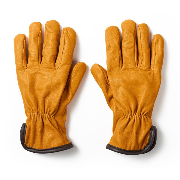 Filson Goatskin Wool Lined Work Gloves