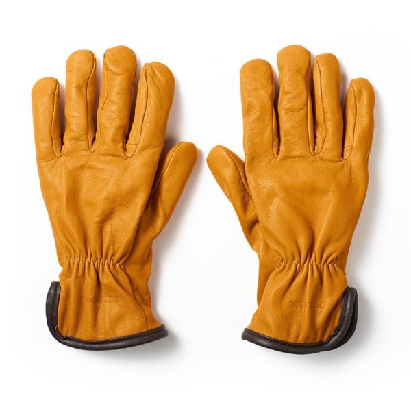 Filson Goatskin Wool Lined Work Gloves