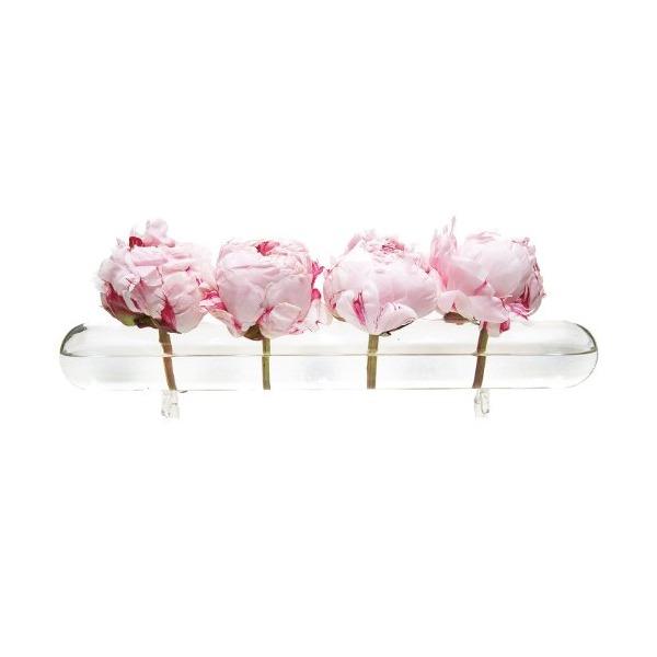 Chive - Hudson Flute, Glass Flower Vase