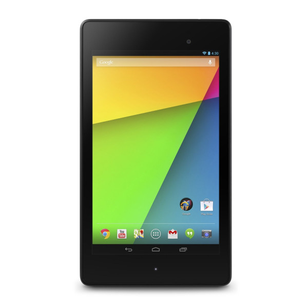 Google Nexus 7 FHD Tablet (7-Inch, 32GB, Black) by ASUS (2013)