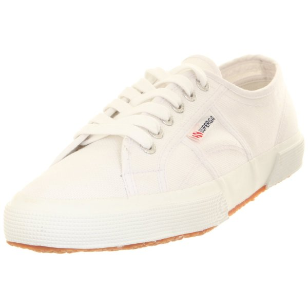Superga Unisex 2750 Cotu Fashion Sneaker,White,38 EU/Womens 7.5 M US