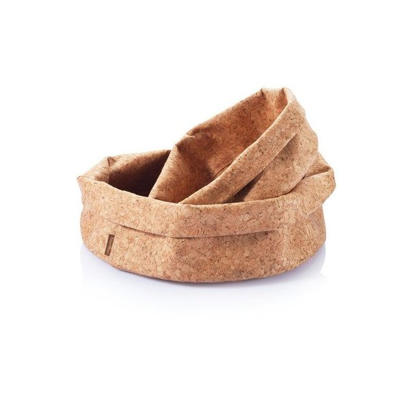 Bambu - Adjust-A-Bowl' Soft Cork Bowl