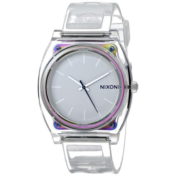 Nixon Time Teller P, Translucent
