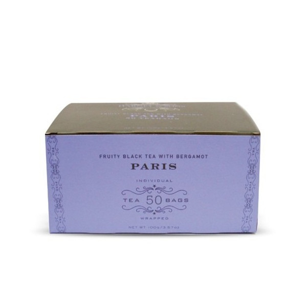 Harney and Sons Tea Bags, Paris, 50 Count