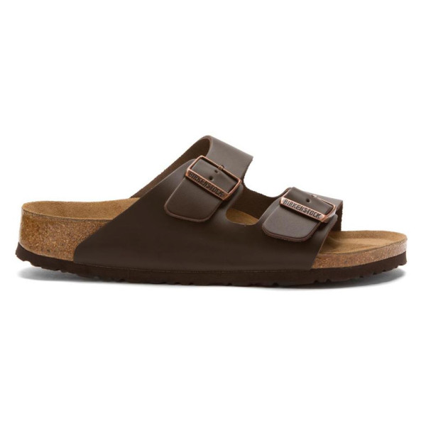 Birkenstock Unisex Arizona Sandal, Habana Oiled Leather