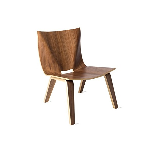 Osidea V Easy Chair, Walnut