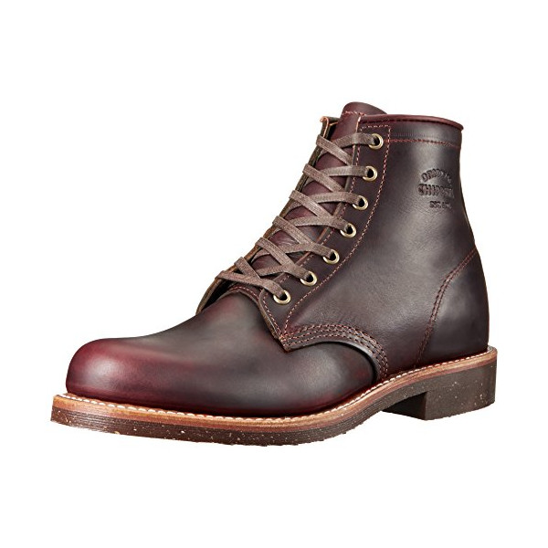 Chippewa Men's 1901M25 Engineer Boot,Cordovan,10.5 D US