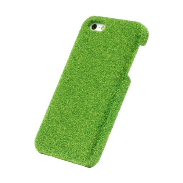 Shibaful Yoyogi Park Lush Lawn Cover for iPhone5 iPhone5s AG/SBF-IP501