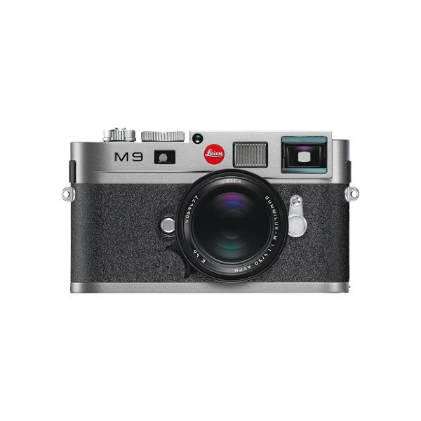 Leica M9 18MP Digital Range Finder Camera (Black, Body Only)