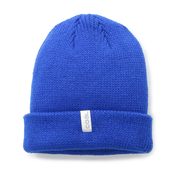 Coal The Frena Solid Beanie, Royal Blue