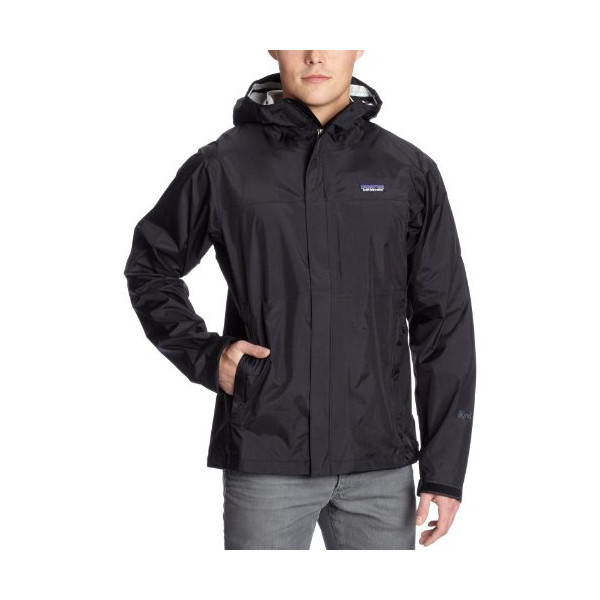 Patagonia Torrentshell Jacket - Men's Black X-Large