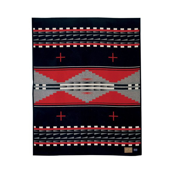 Pendleton Hidatsa Earth Robe Blanket