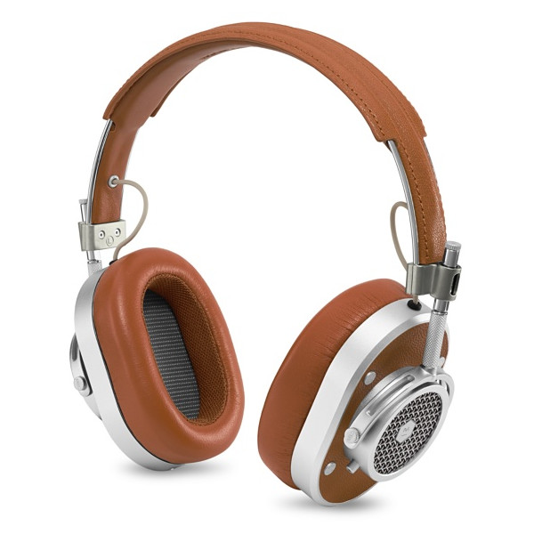 Master & Dynamic MH40 Over Ear Headphone, Brown
