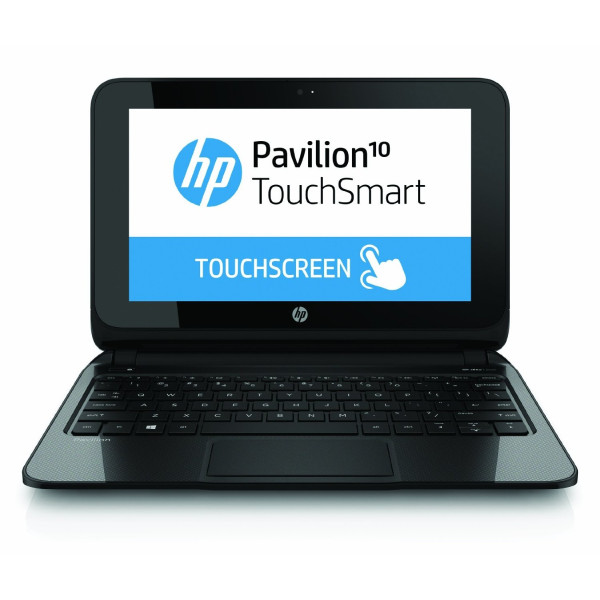 HP Pavilion 10-e010nr 10.1-Inch Touchscreen Laptop (Sparkling Black)