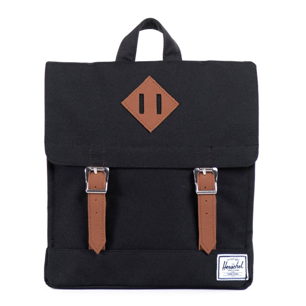 Herschel Supply Co. Survey Kids, Black