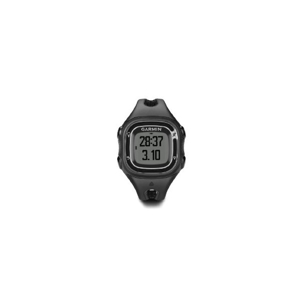 Garmin Forerunner 10 GPS Watch (Black/Sliver)