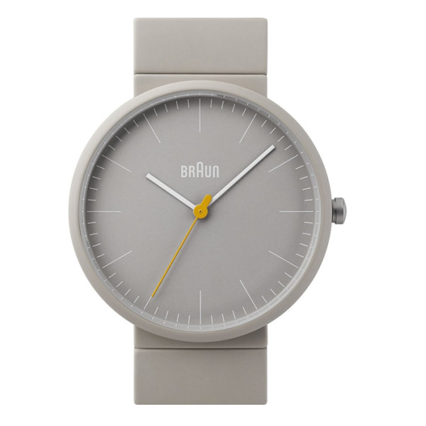 Braun Watch, Grey