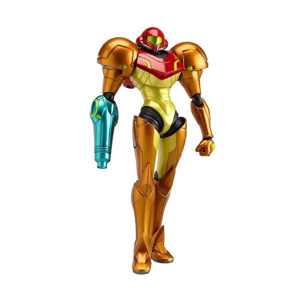 Good Smile Metroid: Other M Samus Aran Figma Action Figure