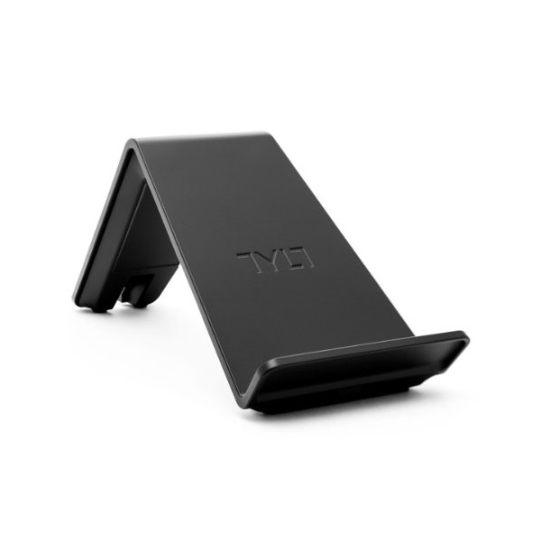 TYLT Vu Wireless Charger for all Qi Phones - Retail Packaging - Black