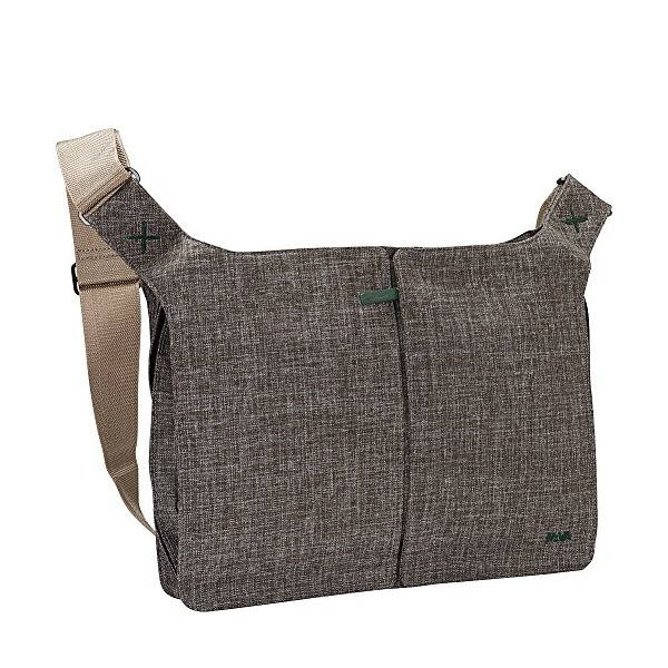 Nava Bellows Messenger (Dark Grey)