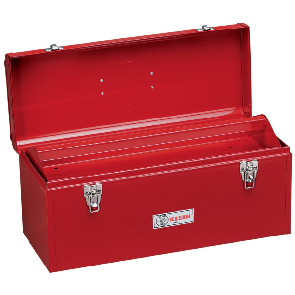Klein Tools 54401 Extra-Deep All-Purpose Tool Box